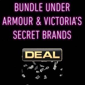 SALE! Under Armour & Victoria's Secret Bundles